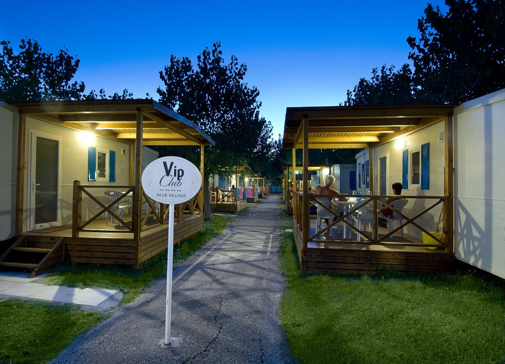 bungalow camping cattolica